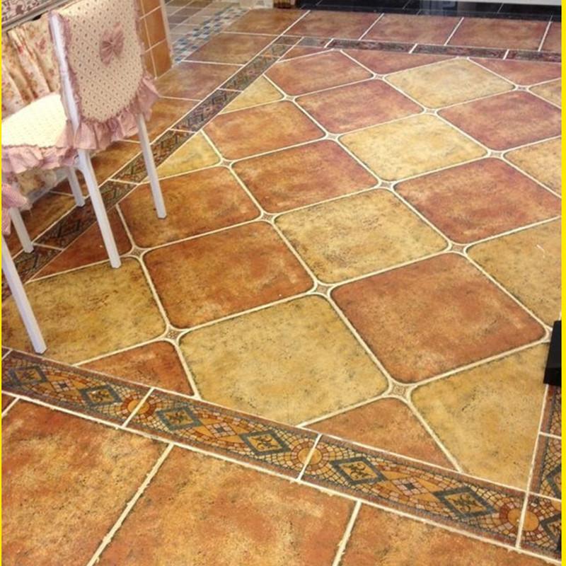 欧式美式瓷砖仿古砖圆.