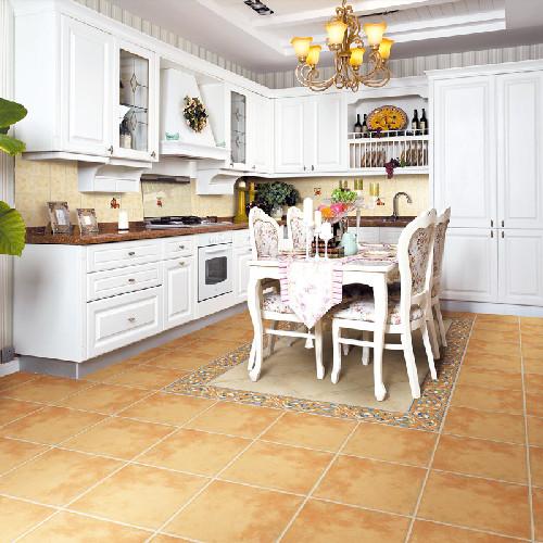 劳伦斯瓷砖地中海仿古砖卫生间瓷砖厨房墙砖 欧式阳台砖田园瓷砖