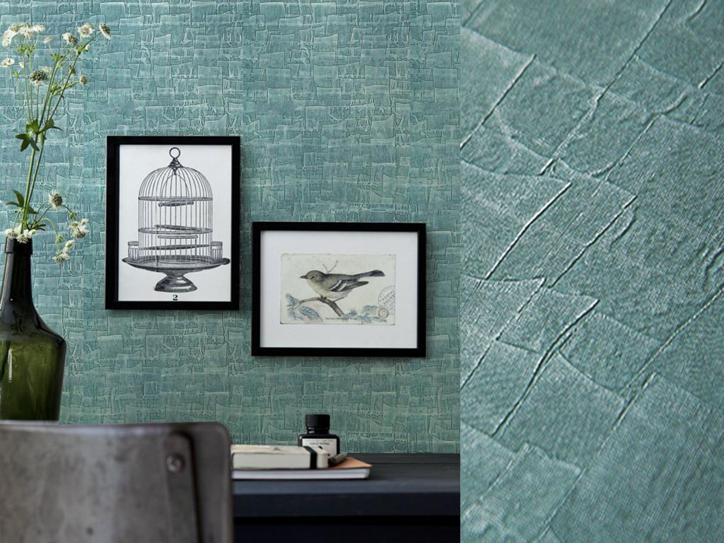 维思戴克壁纸 墙纸 美式欧式现代简约 时尚素色不规则